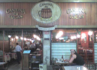 Cantina do Lucas