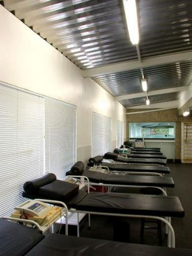 Sala defisioterapia
