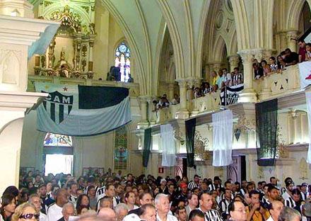 Missa do Galo - foto de Bernardo Ferreira (OGlobo)