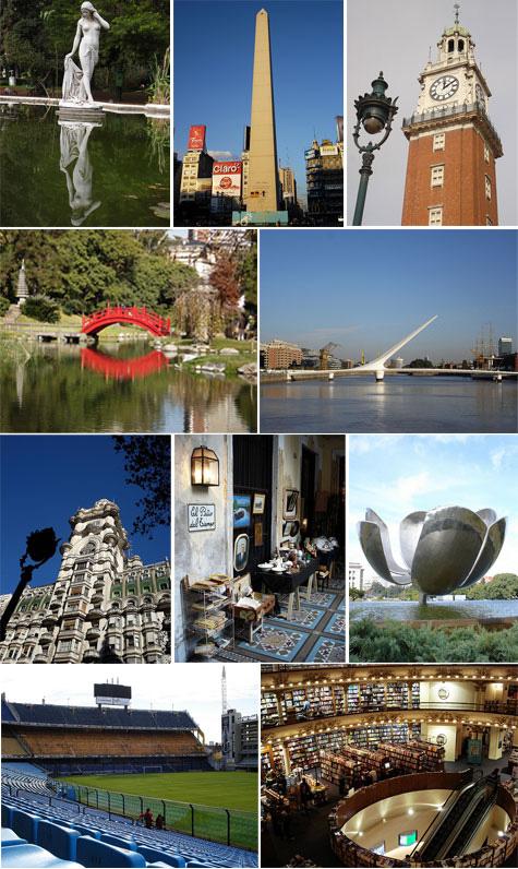 Buenos Aires em imagens