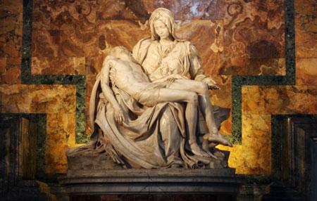 Pietà, de Michelângelo